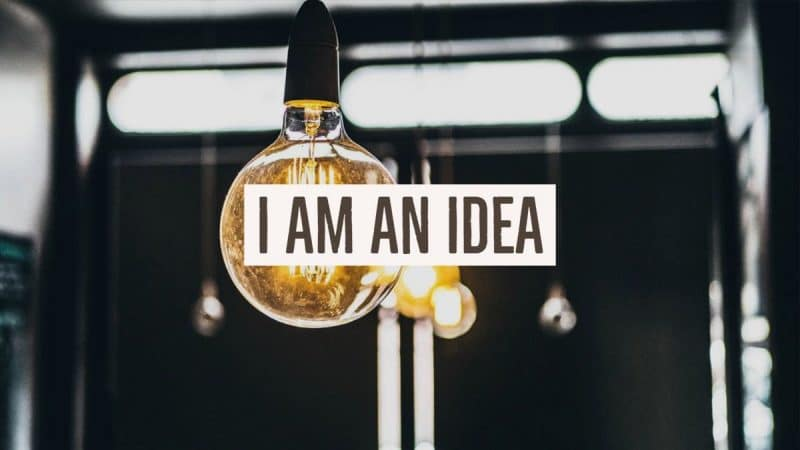 Jack Hyles Poetry- I Am An Idea